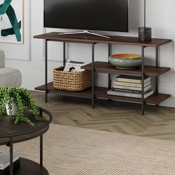 Alarise Floating Tv Stand For Tvs Up To 50 Wayfair