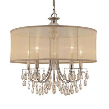 Ballard Designs Denley 10 Light Pendant Chandelier
