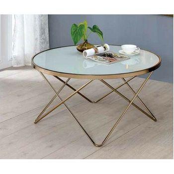 Carreen Cross Legs Coffee Table Wayfair