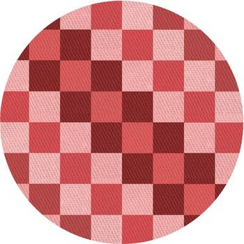 Jahn Geometric Wool Red Area Rug Wayfair