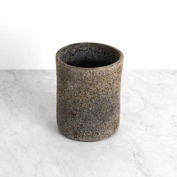 Macrame Cachepots Ivory Large Pottery Barn