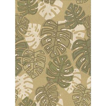 Natisha Floral Wool Green Area Rug Wayfair