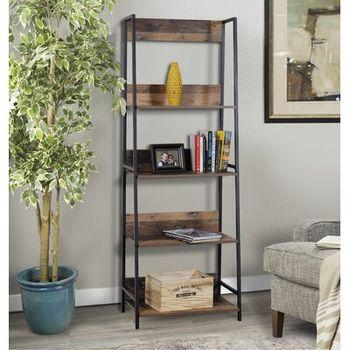 Vania Etagere Bookcase Wayfair