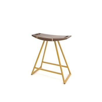 Roberts Solid Wood Accent Stool Wayfair