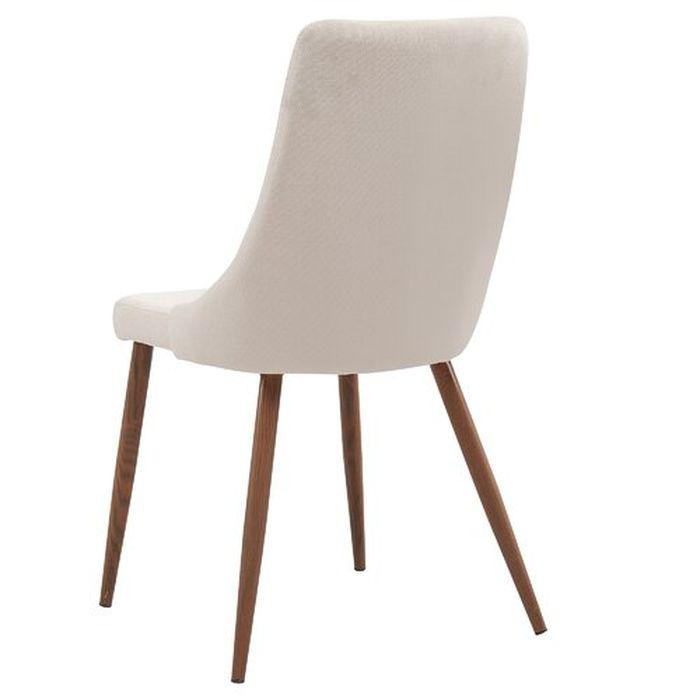 Aldina Upholstered Dining Chair Set Of 2 Wayfair