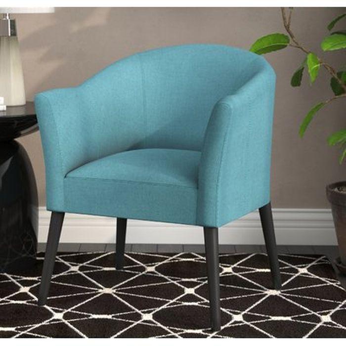 Magnus Barrel Chair Wayfair