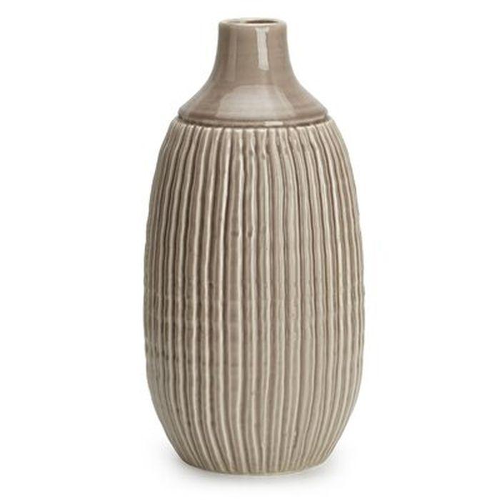 Felicia Large Striped Table Vase Wayfair