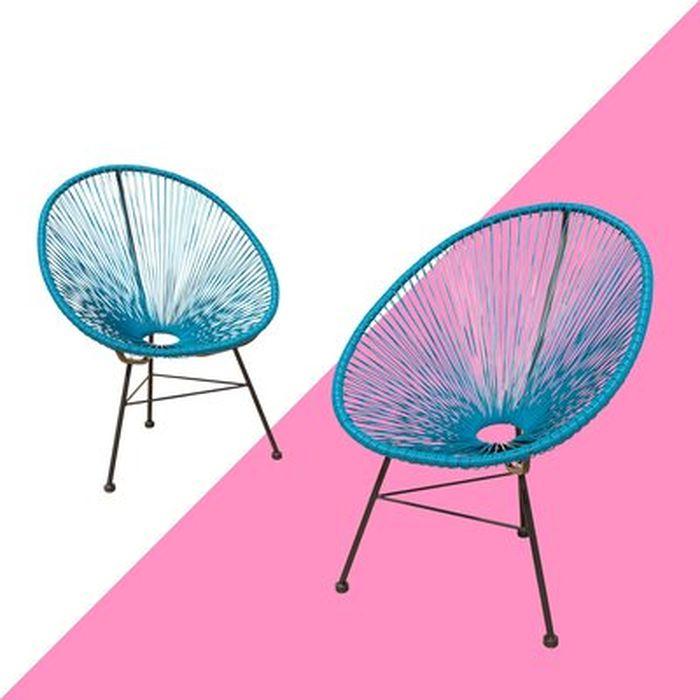 Travers Papasan Chair Wayfair