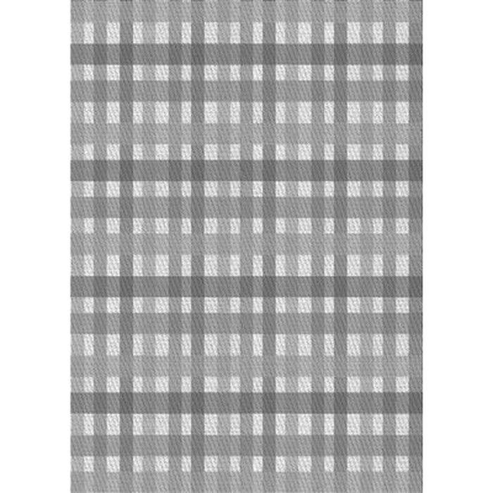 Plaid Wool Gray Area Rug Wayfair