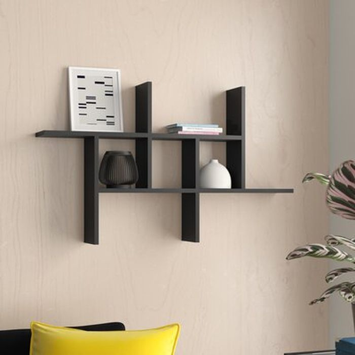 Suffield Cantilever Wall Shelf Wayfair