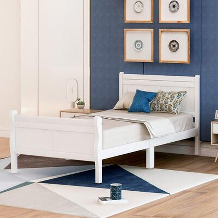 Arliss Twin Platform Bed Wayfair