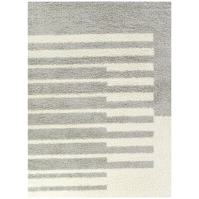 Gurpreet Power Loom Gray White Rug Wayfair