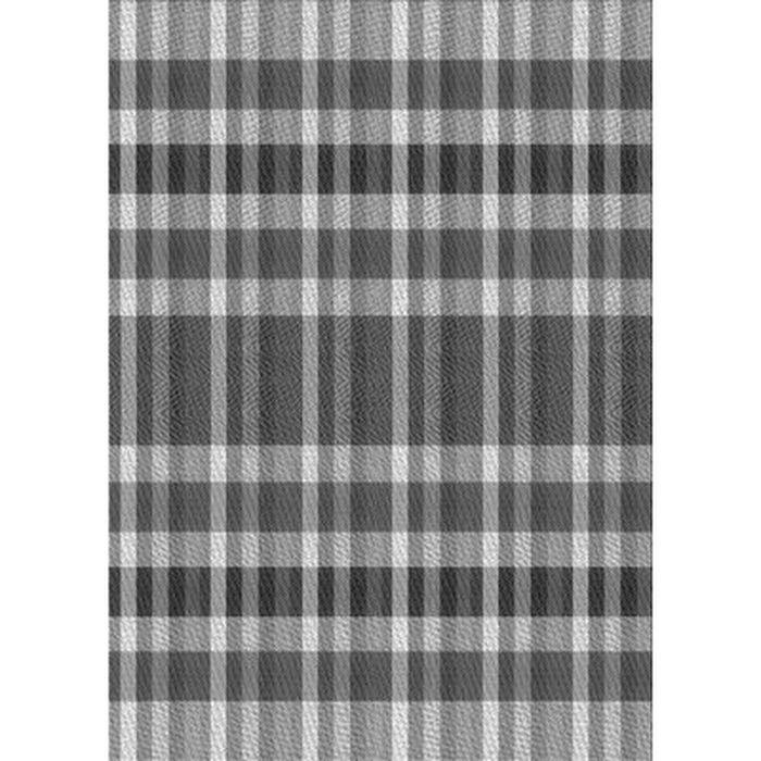 Honeycutt Plaid Wool Gray Area Rug Wayfair