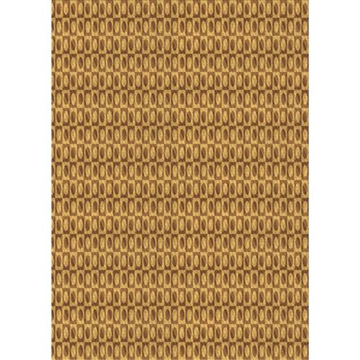 Geometric Wool Yellow Area Rug Wayfair