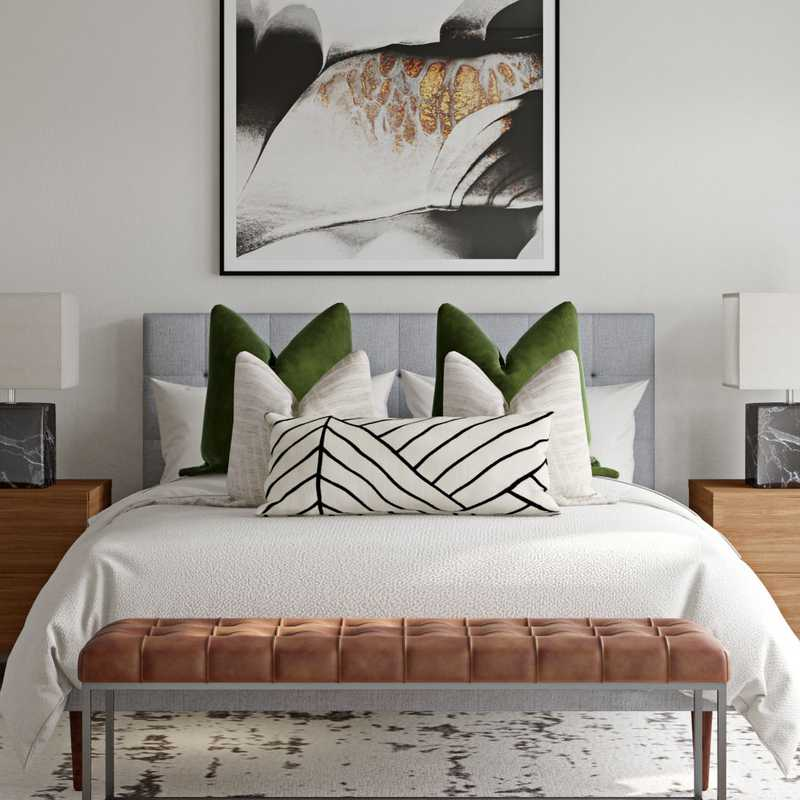 Bedroom Design by Havenly Interior Designer Isaac