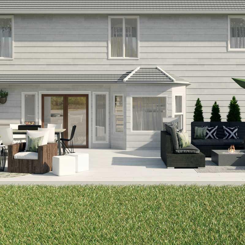 Modern, Midcentury Modern Other Design by Havenly Interior Designer Jonica