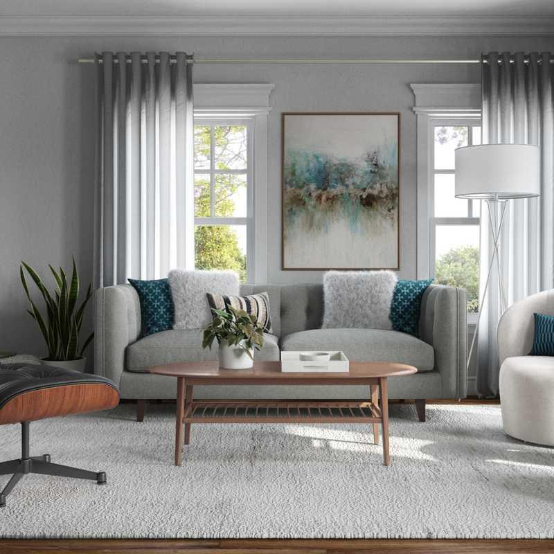 Modern, Transitional, Midcentury Modern Other Design by Havenly Interior Designer Stacy
