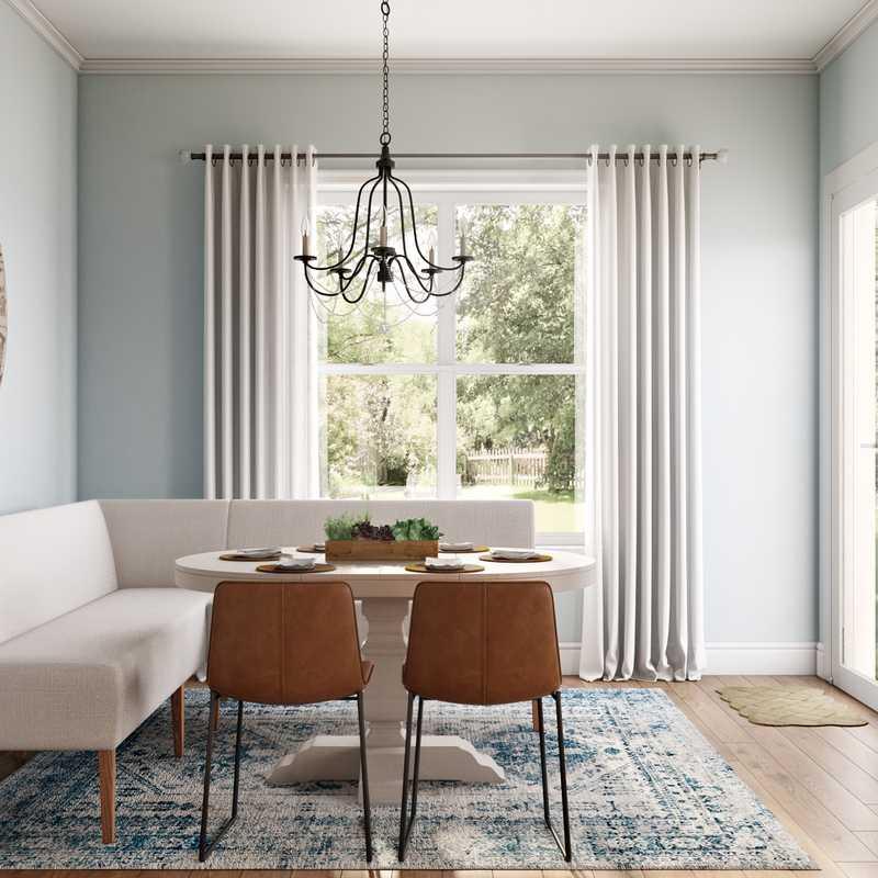 Modern, Transitional Kitchen Design by Havenly Interior Designer Emma