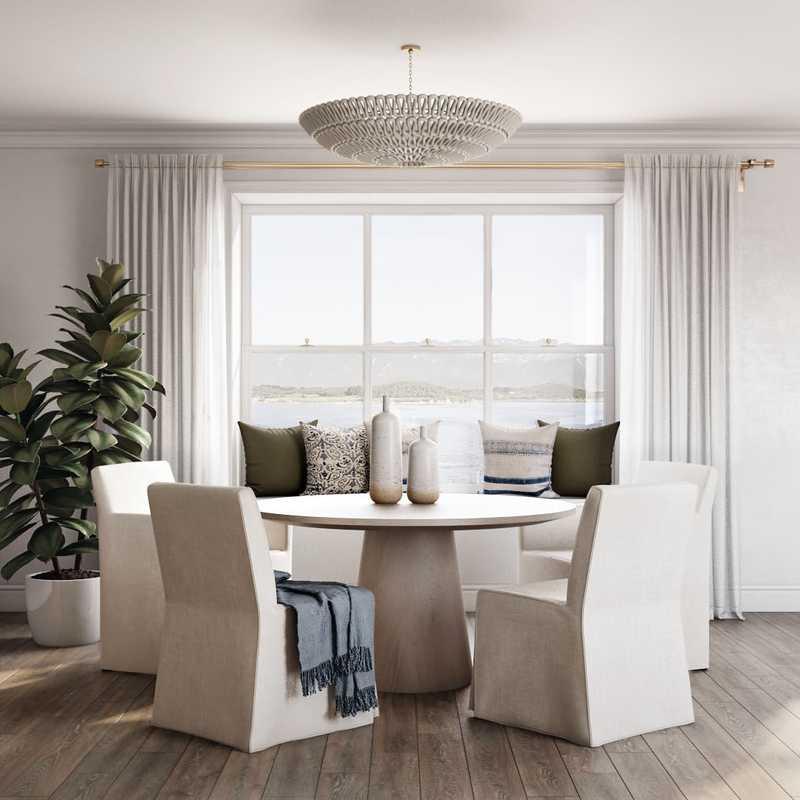 Coastal, Transitional Design by Havenly Interior Designer Vivian