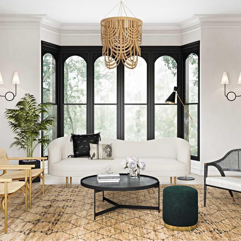 Design by Havenly Interior Designer