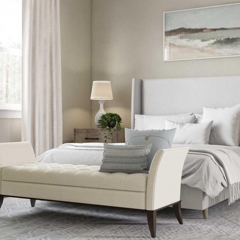 Bedroom Design by Havenly Interior Designer Lacey