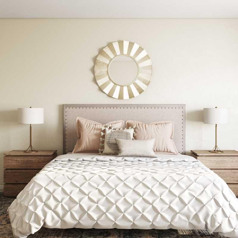 Classic, Transitional Bedroom Design by Havenly Interior Designer Jillian