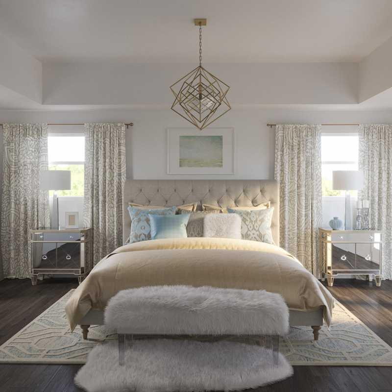 Bedroom Design by Havenly Interior Designer Jill