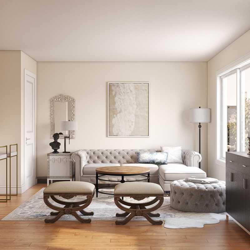 Living Room Design by Havenly Interior Designer Catherine