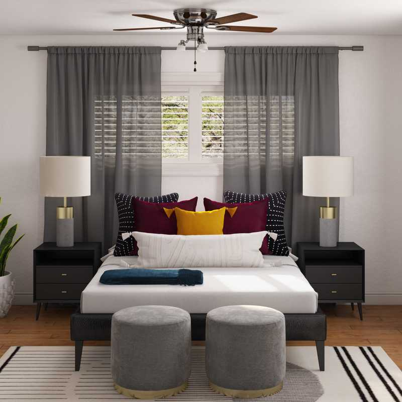 Bedroom Design by Havenly Interior Designer Brian