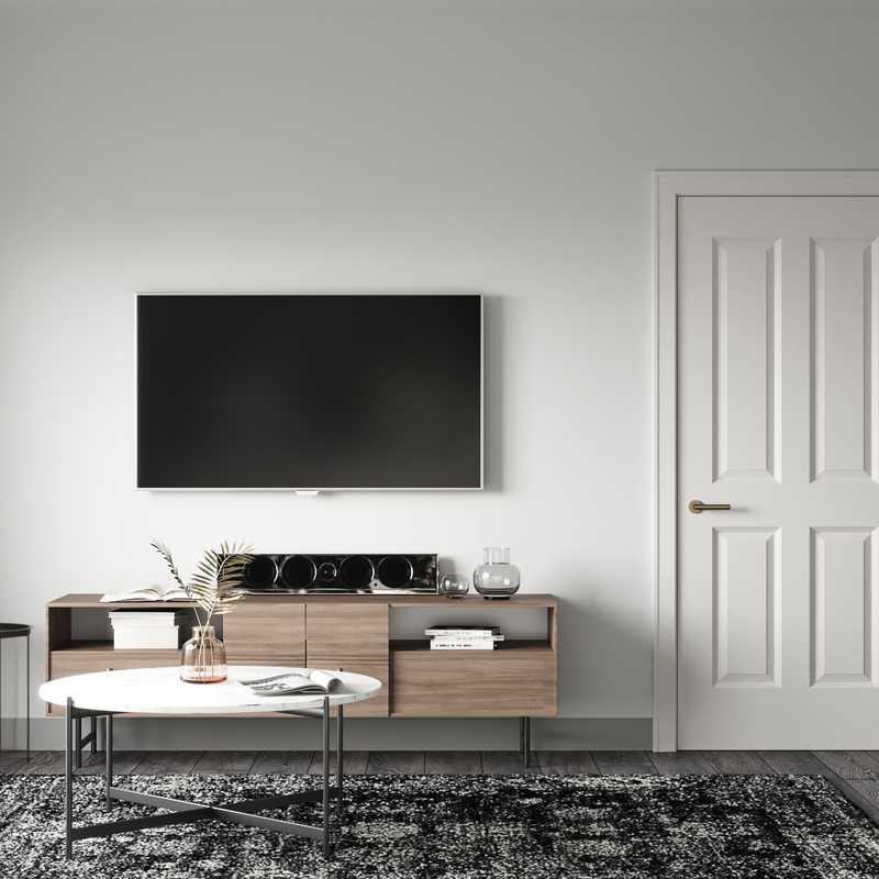 Living Room Design by Havenly Interior Designer Ingrid