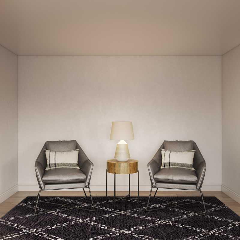 Midcentury Modern, Preppy Other Design by Havenly Interior Designer Mai