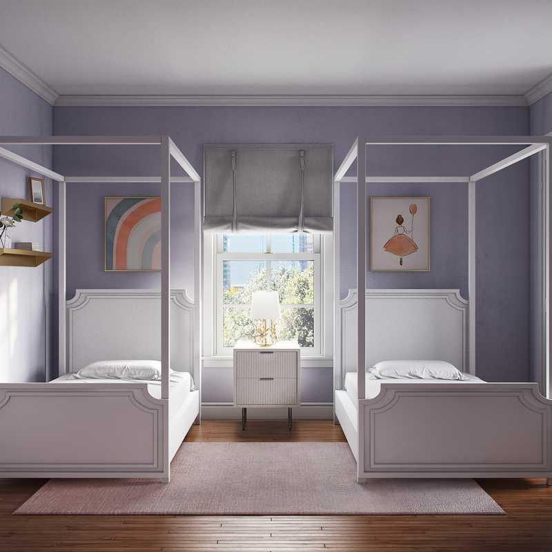 Glam Bedroom Design by Havenly Interior Designer Marty