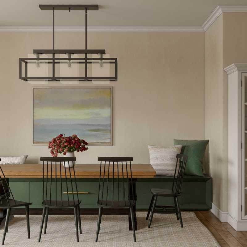Dining Room Design by Havenly Interior Designer Catherine