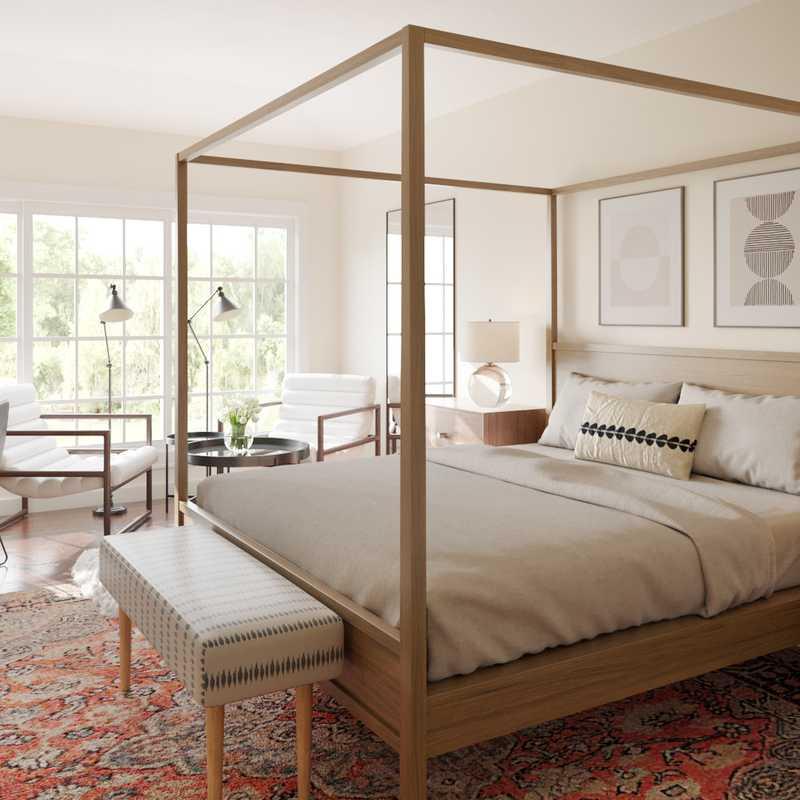 Bedroom Design by Havenly Interior Designer Robyn