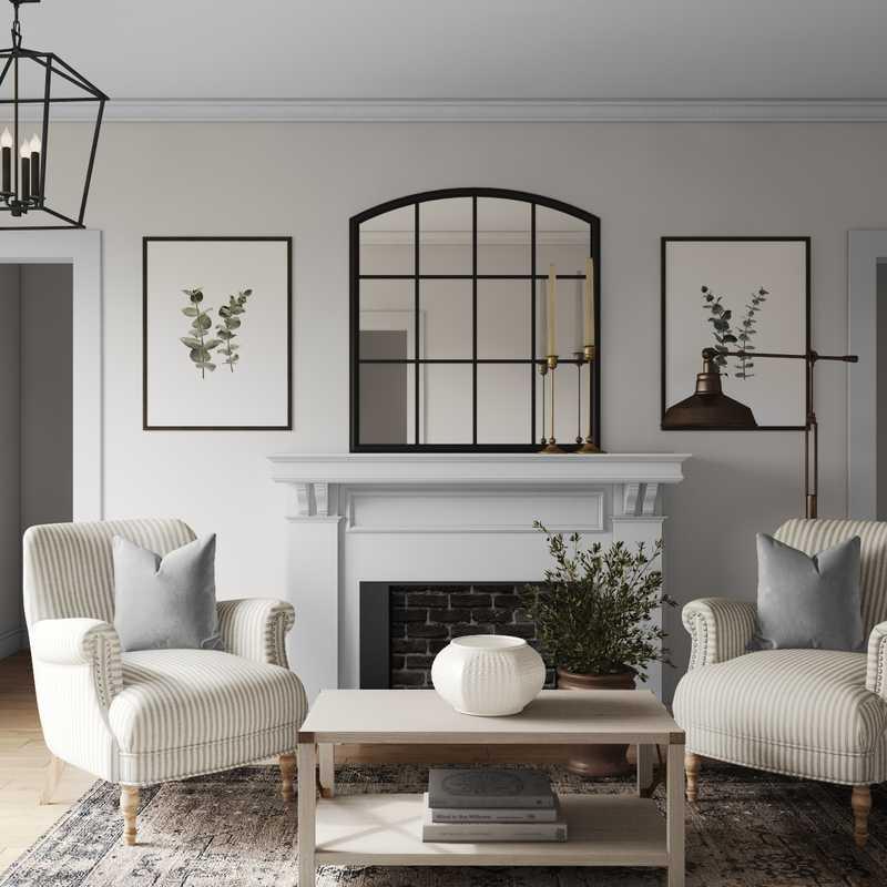 Modern, Farmhouse Other Design by Havenly Interior Designer Vivian