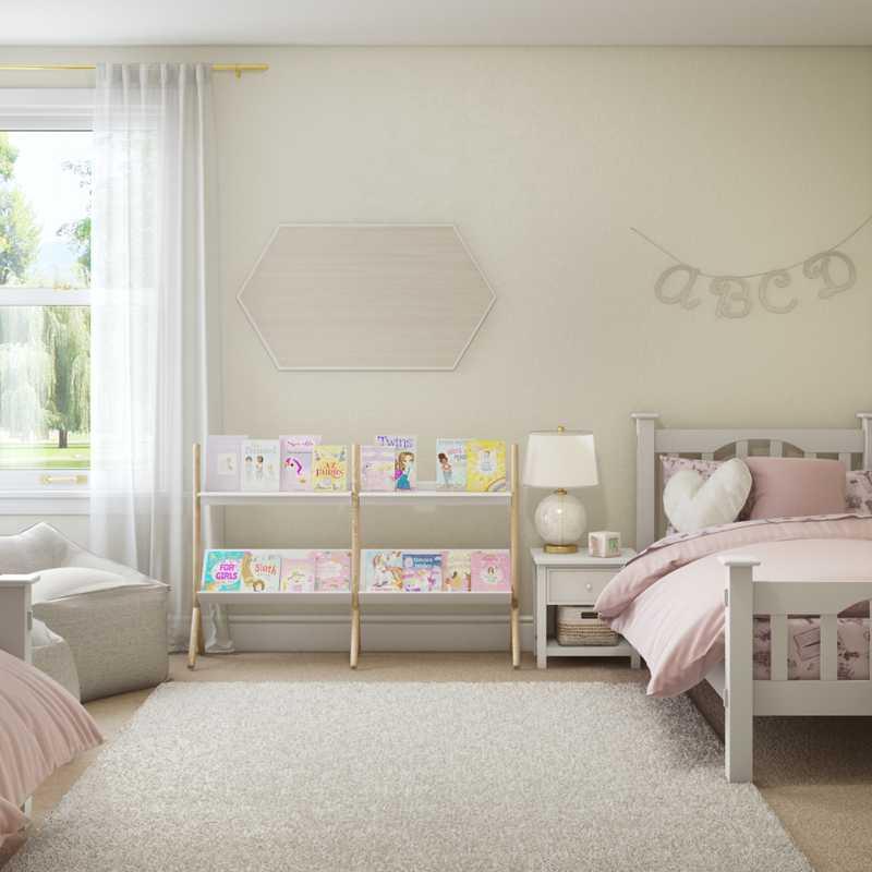 Bedroom Design by Havenly Interior Designer Jenna