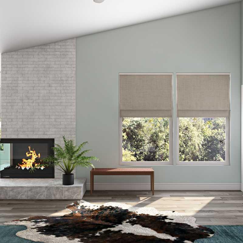 Contemporary, Modern, Minimal Bedroom Design by Havenly Interior Designer Elyse