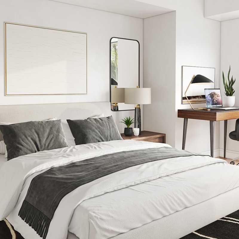 Bedroom Design by Havenly Interior Designer Kelsey