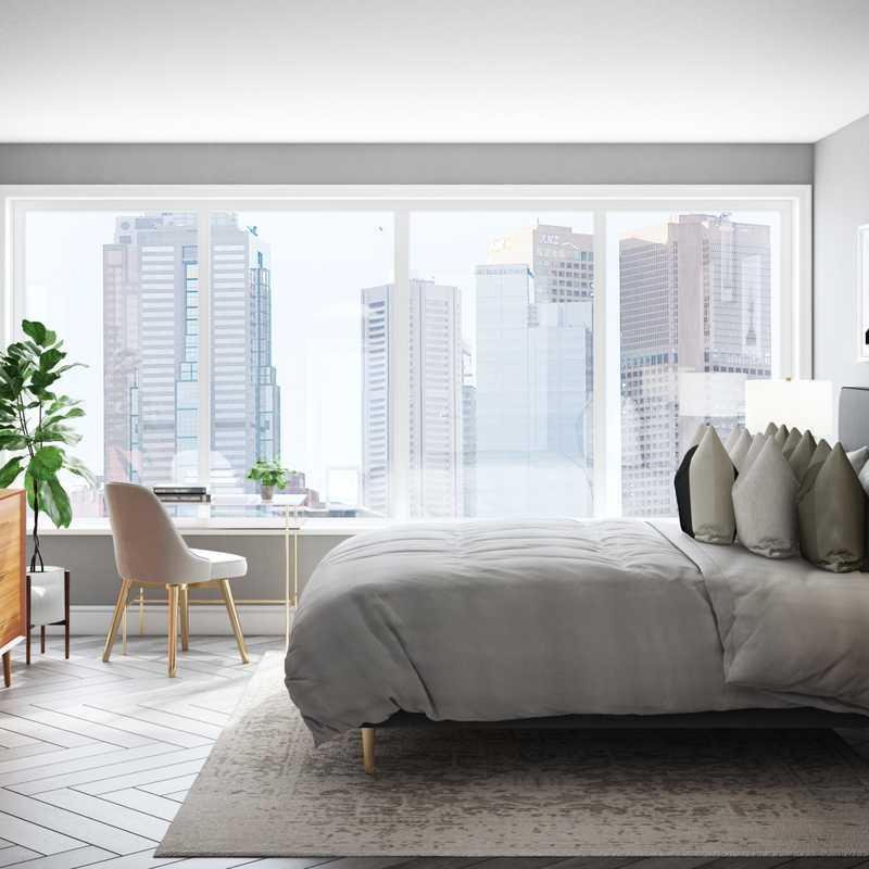 Bedroom Design by Havenly Interior Designer Crystal