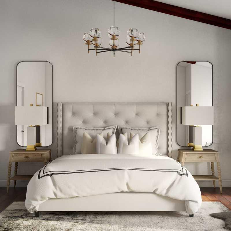 Bedroom Design by Havenly Interior Designer Amy