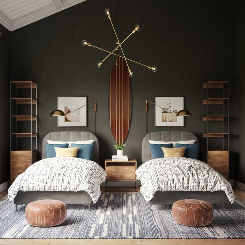 Bedroom Design by Havenly Interior Designer Matthew