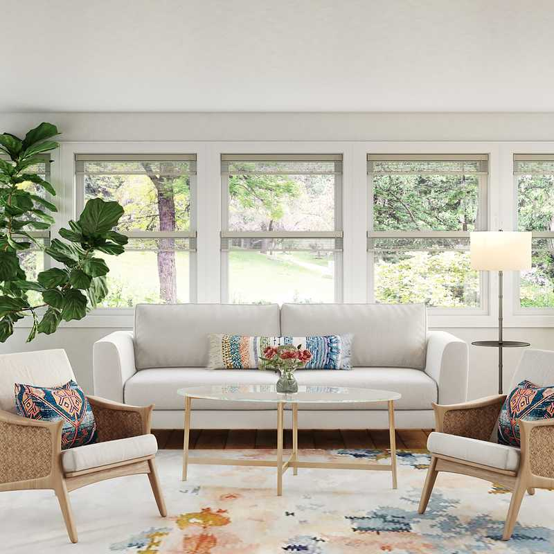 Contemporary, Coastal, Global Other Design by Havenly Interior Designer Robyn