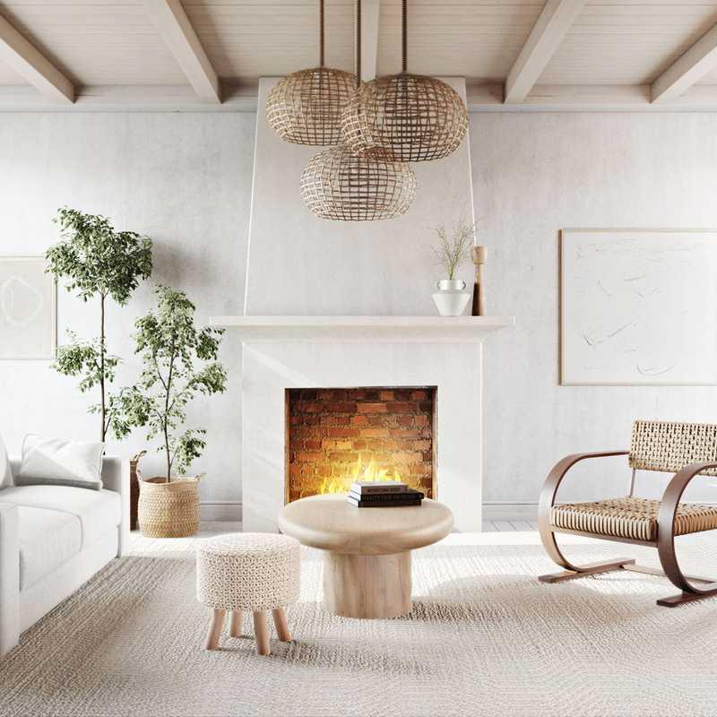 Modern, Minimal, Scandinavian  Design by Havenly Interior Designer Shelby