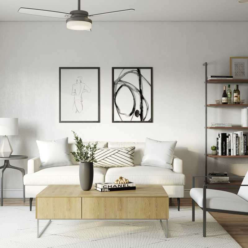 Living Room Design by Havenly Interior Designer Sophia