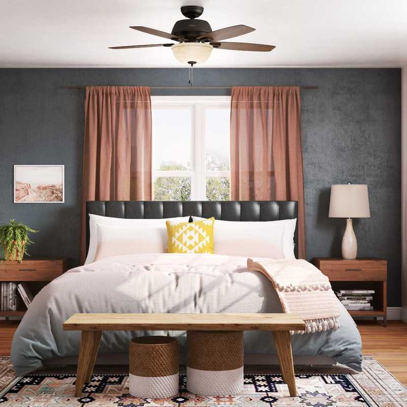 Bedroom Design by Havenly Interior Designer Nancy