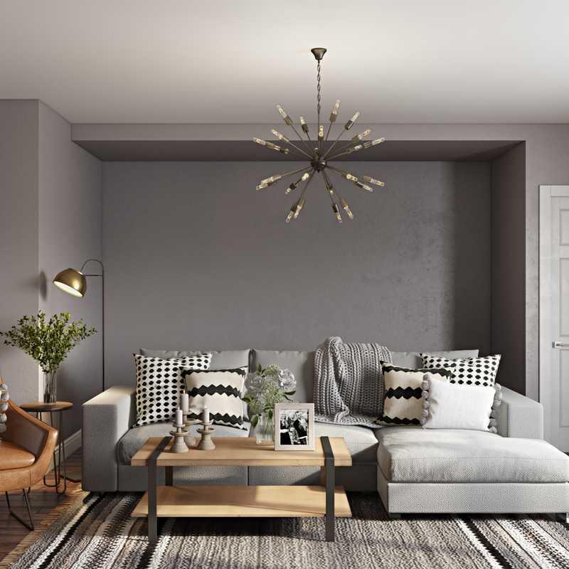 Living Room Design by Havenly Interior Designer Olivia