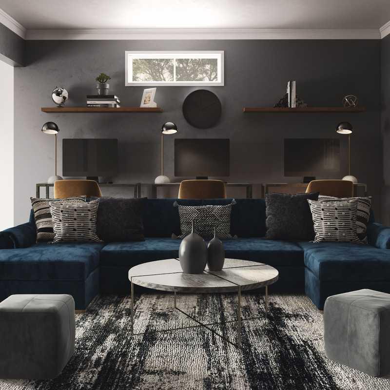 Modern, Eclectic Other Design by Havenly Interior Designer Shauna