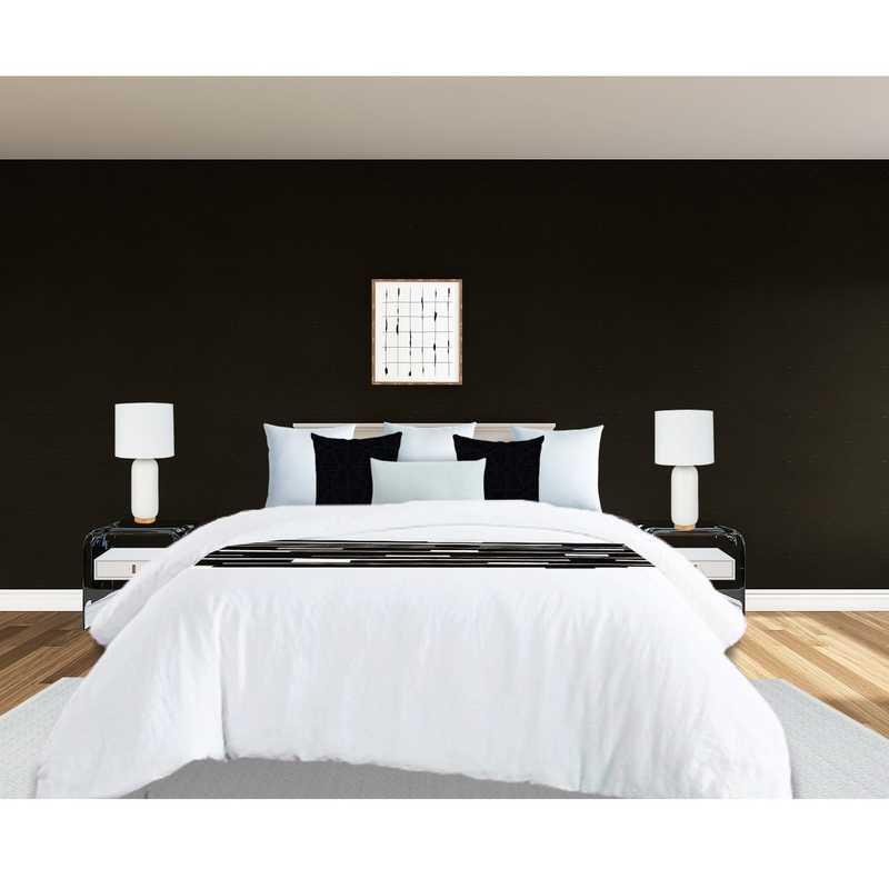 Modern Bedroom Design by Havenly Interior Designer Yujin
