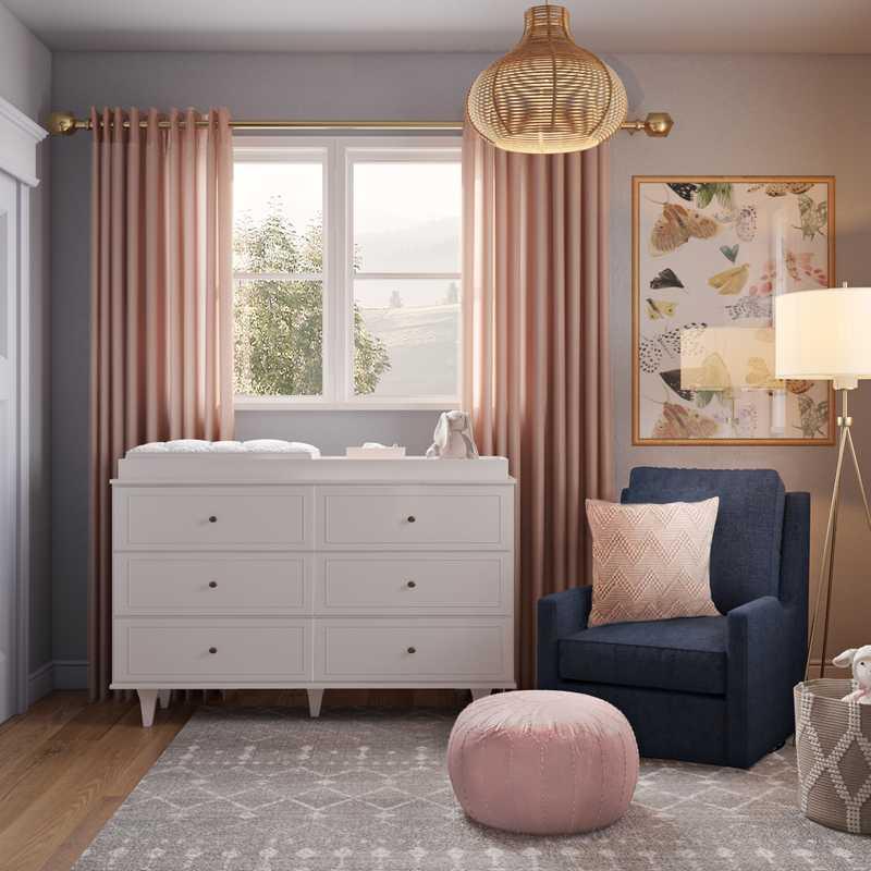 Nursery Design by Havenly Interior Designer Randi