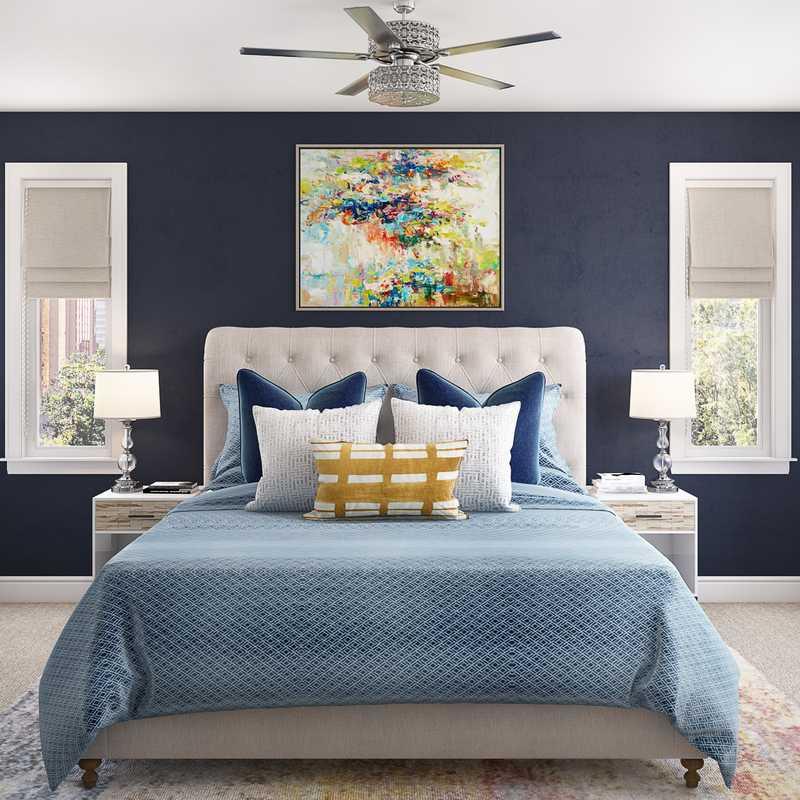 Bedroom Design by Havenly Interior Designer Shameika